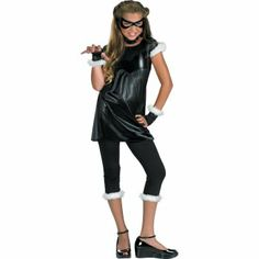 d38e9d47bba Cheap The Amazing Spider-man - Black Cat Girl Child Teen Costume http