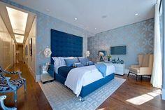 a dreamy master bedroom.