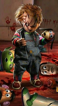 43 Best Chucky The Killer Doll Images Horror Films Horror Movies