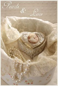 Pearls & Lace