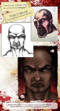 Making of y versiones de Max. #zombies