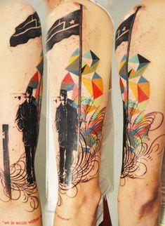 Tattoo Artist - Xoil Tattoo   Tattoo No. 10653