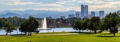 A guide to Denver's best landscaped spaces, deep and free Denver News, Cool Landscapes, Golf Courses, Colorado, Commercial, Deep, Drink, Education, Architecture