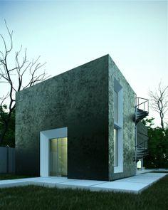 Фото — P-house — Architecture