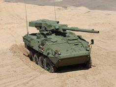 M1128 Stryker Mobile Gun System