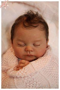 Custom Order for Reborn Blanca Newborn Girl or Boy Doll Reborn Babypuppen, Reborn Dolls, Reborn Babies, Ooak Dolls, Life Like Babies, Cute Babies, Beautiful Babies, Beautiful Dolls, Bebe Born