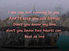 Lasse Lindh - Run To You (Angel Eyes ost) with Lyric