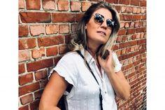 Deze te gekke bril vond ik op de website van Optiek Dominiek in Hoogstraten. Wat vind jij ervan? Round Sunglasses, Sunglasses Women, Etnia Barcelona, East Village, Website, Fashion, Moda, La Mode, Fasion