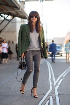 MORE FASHION AND STREET STYLE