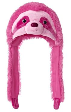Have you ever looked in a mirror or the reflection of a car window and thought, what could I do to up my style? Well we've found the perfect answer to that question. You need to kit yourself out with a one of a kind sloth hat!  http://all-things-sloth.com/5-stylish-sloth-hats/