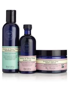 Neal's Yard Remedies has announced a number of new product launches, available later this month. In celebration of Fairtrade Fortnight the brand will launch its new Jasmine & Ylang Ylang Shower Gel (£14), which hydrates and delicately fragrances; Jasmine & Ylang Ylang Body Oil (£18.90), which is easily absorbed and leaves the skin radiant; and Jasmine & Ylang Ylang Body Cream (£30), which is deeply nourishing.