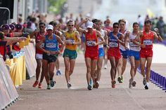What Does Racewalking Look Like?: Racewalking Technique Examples: A Variety Race Walking, Lose 100 Pounds, Track And Field, Olympians, Coaching, Fitness Motivation, Exercise, Athletic, Running
