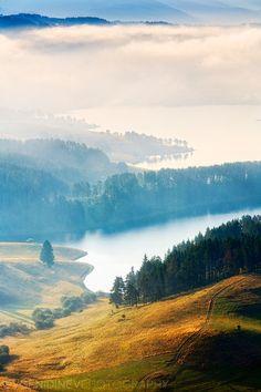 Dospat Lake, Rhodope Mountains, Bulgaria   Evgeni Dinev Photography