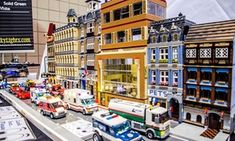 Groupon - BrickUniverse LEGO Fan Expo on Saturday, August 18, or Sunday, August 19, at 10 a.m. in Dayton Convention Center. Groupon deal price: $15