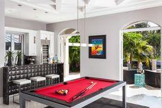 Luxurious residence designed by Marilee Bentz Designs.