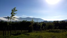 Morning in Roncesvalles.