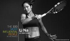 2013年,美国《时代周刊》评李娜为西界最有影响力的人物之一。