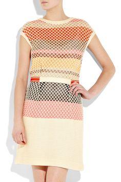 Missoni  Free belted crochet-knit dress EUR 604