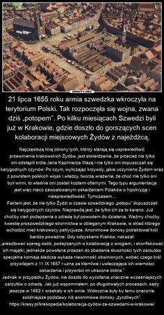 Krakowscy Żydzi w przeciwieństwie do chrześcijańskich mieszczan, czy młodzieży akademickiej, nie chwycili za broń, by wspólnie przeciwstawić się najeźdźcy. Nie usprawiedliwia ich generalnie niewielka przydatność bojowa, gdyż w sytuacji bezpośredniego zagrożenia, za broń chwytał każdy, kto tylko mógł ją nosić. Poland, Politics, History, Kiss, Science, Krakow, Historia, Kisses, A Kiss