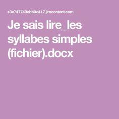 Je sais lire_les syllabes simples (fichier).docx