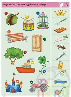 Logico feladatok Ovisoknak - Katus Csepeli - Picasa Webalbumok English Activities, Brain Activities, Toddler Activities, Picture Comprehension, Sequencing Cards, File Folder Activities, Therapy Tools, Create Words, Toddler Learning