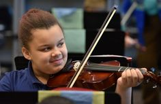 El Sistema music program changing the tune at Roosevelt - Elkhart ...