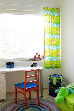 Family apartment, interior design, children´s room. Uudiskohde, perhekoti, sisustussuunnittelu, lastenhuone. Familjebostad, inredningsdesign, barnrum.