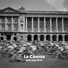 #tbt photo of the inaugural 'La Course' in 2014. Extremely excited about this years race taking place on the 26th of July in Paris. Follow LaCoursebyLeTour on facebook and @lacoursebyTDF on twitter for all the news as we get closer to the race. #womenscycling #cycling #mtb #cyclocross #track #roadbike #bmx #triathlon #tri #tribike #qom #bike #strava #stravacycling #outdoorwomen #thisgirlcan #cyclingphotos #community #fixiegirls #yourrideyourrules #likeagirl #inspirationalwomen