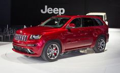 red jeep grand cherokee srt wallpaper