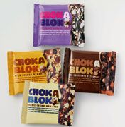 Calling all chocoholics!  Ten lucky readers of The Lady will each win the entire range of mouth-watering ChokaBlok chocolate bloks, including: Gold Digger Dynamite - chok-full of honeycomb and caramel