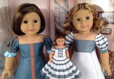 More Printable Doll Clothes Fun – Dolls and Their Dolls