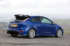 Ford Focus RS Mk2 (2009)