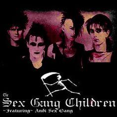 Sex Gang Children Dieche