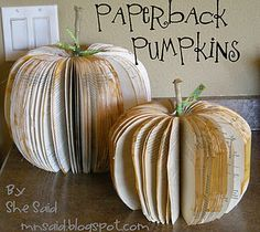 cheap Fall decoration- love it!