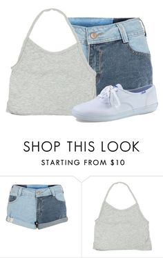 """""""Park with friends"""" by vindra-rampersad ❤ liked on Polyvore featuring Keds"""