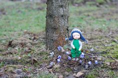In my garden :) spring is coming Mati - Ery Irrealdoll​