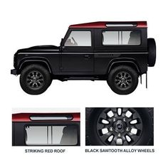 // Land Rover Defender Africa Edition