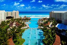 Exclusive offers for the Westin Lagunamar Ocean Resort Villas & Spa, Cancun. Book your Cancun hotel & get an upscale experience and the best rates. Cancun Mexico Resorts, Cancun Hotel Zone, Cancun Vacation, Cancun Resorts, Vacation Club, Mexico Vacation, Vacation Destinations, Hotels And Resorts, Dream Vacations