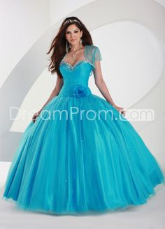 Gorgeous A-Line Sweetheart Floor-Length Quinceanera/Ball Gown Dresses