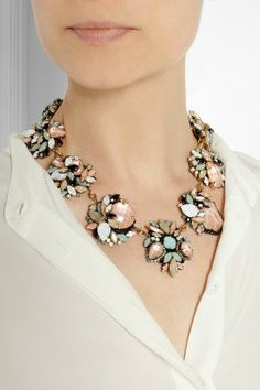 Erickson Beamon|Gi jewelry #trends 2014 jewelry trends 2013