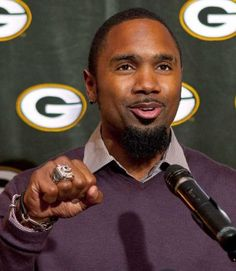 One of the best in the game... Charles Woodson!