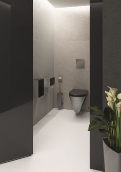 EXOS Double Toilet Roll Holder White Toughened Safety Glass EXOS - Commercial bathroom products