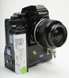 ニコンF3-NASA-カメラ