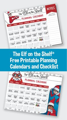 The Elf on the Shelf Planning Packet   Free Printable Planning Calendars   Ultimate The Elf on the Shelf Packet Christmas Elf, Christmas Ideas, Christmas Crafts, The Elf, Elf On The Shelf, Holiday Fun, Holiday Ideas, Printable Calendar 2020, Planning Calendar