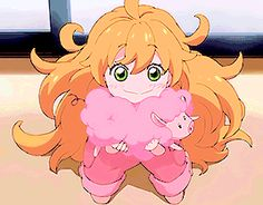 Ammama to inazuma Sweetness And Lightning, Kamichama Karin, Chibi Characters, Fictional Characters, Amaama To Inazuma, Anime Child, Manga, Kawaii Girl, Archetypes