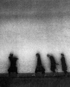 Quartet, 1981. Photographed by Rei Kawakubo.