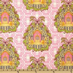 44 Wide Pernillas Journey Homestead Cotton Candy Fabric By The Yard by Free Spirit, $4.78 /yrd http://www.amazon.com/dp/B005F7KF6C/ref=cm_sw_r_pi_dp_fW7urb16QX7D6