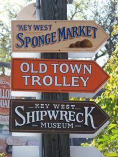 Key West Signs
