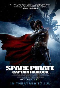 SPACE PIRATE CAPTAIN HARLOCK – Review