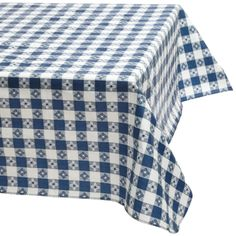 Fantastic Neon Blue Heavy Duty Plastic Tablecloth Party Decorative Table Cover